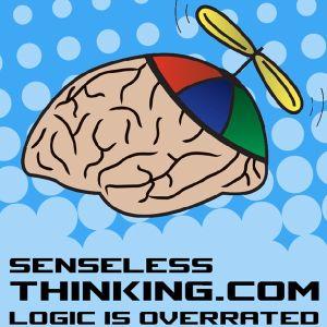 Senseless Thinking Waffle Half: Episode #105