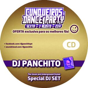 Cunqueiros Dance Party 2012 (Promo CD) by PANCHITO