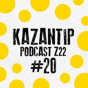 Kazantip Podcast #20 — Asaga
