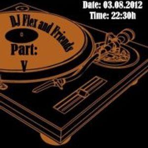 DJ FLEX & TAKTGORILLA (LIVE) @Universum Beatzzz V - 03.08.2012