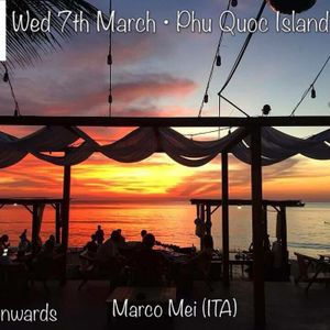 Sunset Beach presents Marco Mei - Wed 7th March 2018