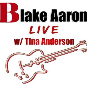 Blake Aaron Live with Tina Anderson Interview  Brian Culbertson
