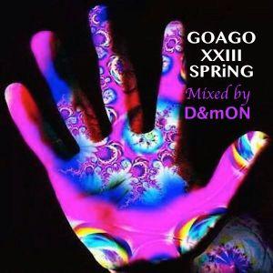 GOAGO XXIII SPRiNG (Mixed by D&mON)