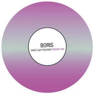 Boris - Night Light Records Podcast 004