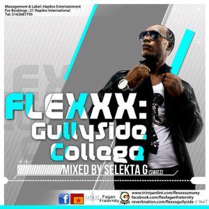 Flexxx - Gullyside College Mix CD