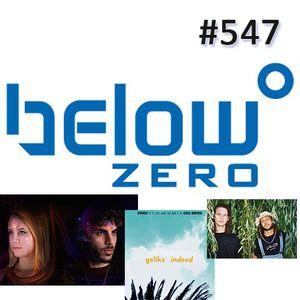 Below Zero Show #547