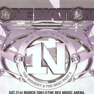 Zinc with Moose, 5ive-0, Riddla & Foxy at One Nation Biggest & The Best pt. 5