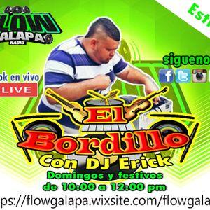 EL BORDILLO CON ERICK DJ - FLOW GALAPA RADIO 3 PARTE (1/3)