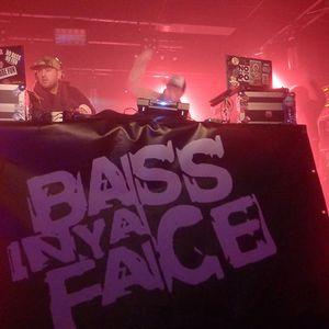 Doctah Jahngle b2b Kambo Don ★ Bass In Ya Face 2013