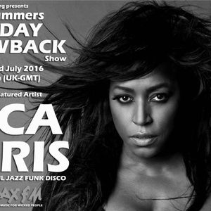 Chas Summers Throwback Show On Trax FM! - 3rd July 2016