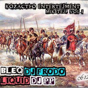 Kozactfo Entertejment 70 BPM Mixtape vol. I