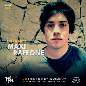 WM Live Residents Feat. Maxi Raffone