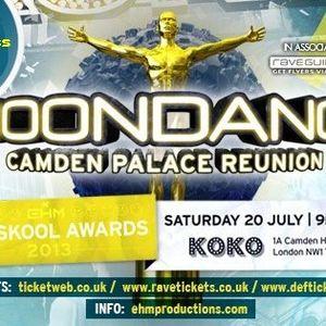 Moondance Camden Palace Reunion Pure Classic Mix