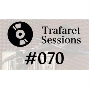 Trafaret Sessions #070 - 12.07.2019 (Dmitry Rodionov) - house / deep house