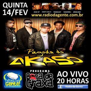 Programa Boca de Graxa - Grupo Akaso