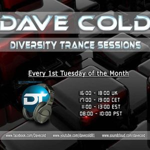 Diversity Trance Sessions 016 by Dave Cold - Akku Guest Mix