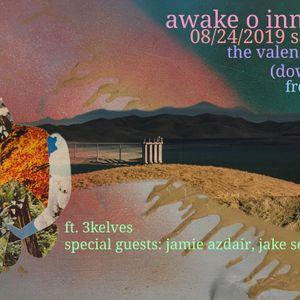 awakeoinnerlife.wk4. with Jamie Azdair and Jake Seibert