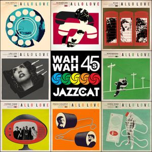 Allo Love - The Best Bits (Jazzcat X Wah Wah 45s)