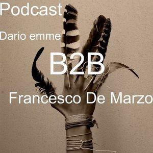 Dario emme B2B Francesco De Marzo @Gos Music Studio