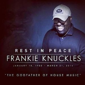 DJ Howie's Frankie Knuckles 2016 Tribute To The Godfather of House Set Bubbles 31.03.16