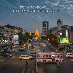 KOITAMA MIX VOL.11 - HIPHOP IN SOUTHEAST ASIA 3