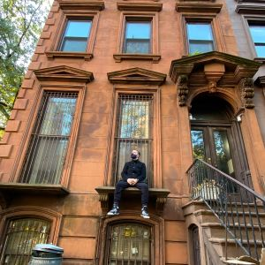 Calling In A Favour - A NYC Update w/ Julian Brimmers & Sticky Dojah (November 2020)