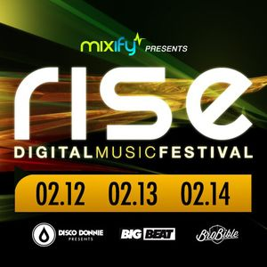 Knife Party - Mixify pres. RISE Digital Music Festival - 13.02.2013