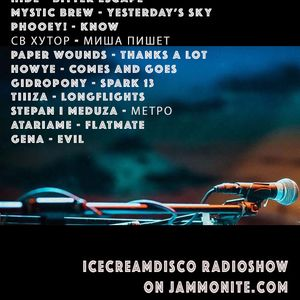 IceCreamDisco Radioshow 22.12.2015