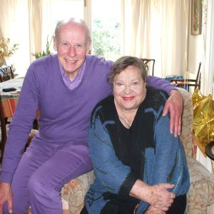 John Hannam Meets Sylvia Syms