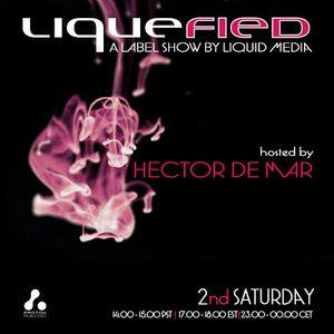 Hector De Mar - Liquefied 066 [Mar 14, 2015] on Proton Radio | Live from Houston