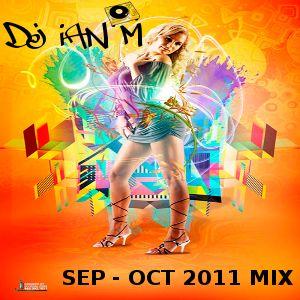 DJ Ian M October 2011 Mix