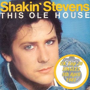 UK TOP 20 SINGLES for April 5th 1981