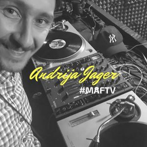 MAF TV: Andrija Jäger 2018.01.07. MinimalArtFamily