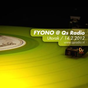 Fyono @ Qs Radio, 14.2.2012