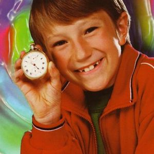 bernard, give me my watch back you little twirp