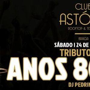 Club AstÓria - Tributo aos anos 80 & 90 (24-10-2015)