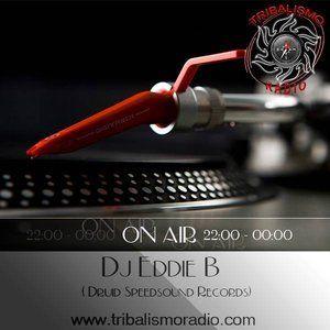 Tribalismo Radio 25 th January 2016 Dj Eddie B Live Mix