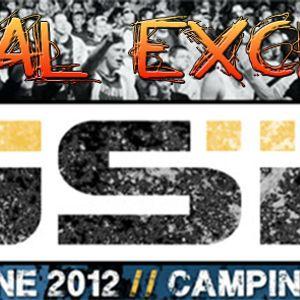 Aural Exciter @ USB Camp CV  NatureOne 2012