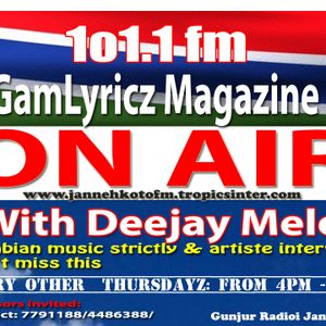 Gamlyricz Magazine Dj Melo Ft Benjahmin interview