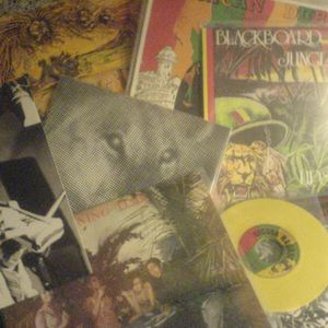 Darker Than Blue – A Selection of spiritual Reggae, Dub and early Ska Sounds