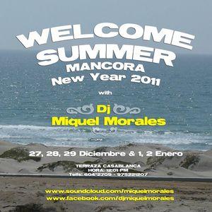 Miquel Morales (Kei Live Set @ Casa Blanca Máncora  Summer 01/01/2011)