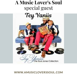 The Artist Behind The Art of Tey Yaniis on A Music Lover's Soul with Terea 2-26-19
