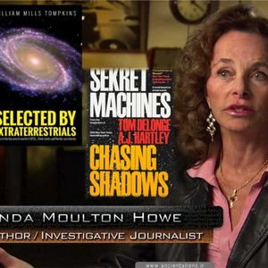 Complete Encore Presentation Linda Moulton Howe William Tompkins Tom Delonge Selected by Extraterres