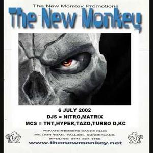 the new monkey 6/7/2002