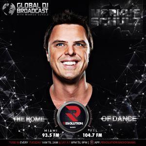 GLOBAL DJ BROADCAST MARCH 1