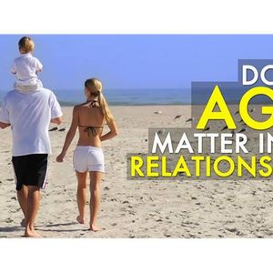 He Say She Say : CAN AN AGE DIFFERENCE CAUSE CONFLICT IN A RELATIONSHIP?