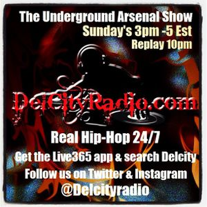 The Underground Arsenal Show 11-3-13
