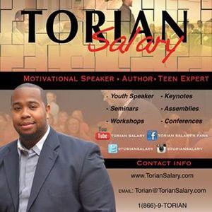 Motivational Monday's with Torian Salary Radio Show on DaGr8FM Miami FL 2-23-15