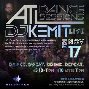 DJ Kemit's Winter 2017 Deep House Mix Vol.2
