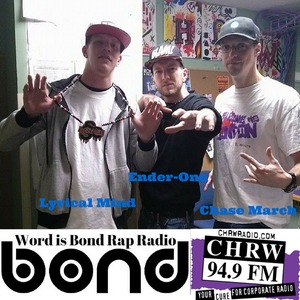 WIB Rap Radio - Lyrical Mind and Ender-One